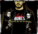 "Lucky Bones ""Together We Are Alone"" Album (CD)"