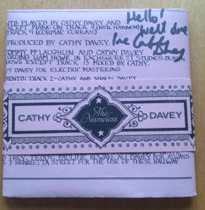 CathyDaveyPoster