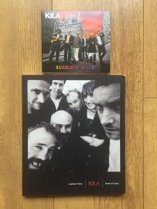 KilaBookAndCD