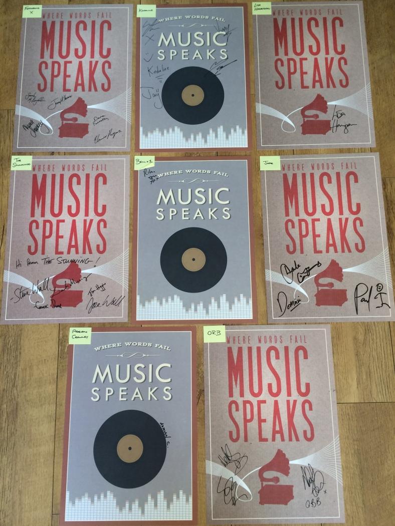 MusicSpeaksPosters